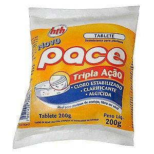 PASTILHA PACE TRIPLA AÇÃO 200GR