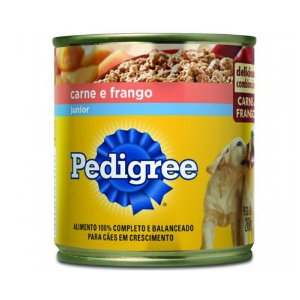 PEDIGREE LATA JUNIOR 280 G