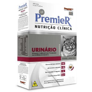 PREMIER NUTR CLINICA GATOS URINARIO 1,5K