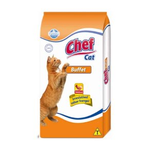 CHEF CAT BUFFET 10 KG