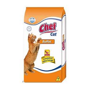 RACAO CHEF CAT 1KG
