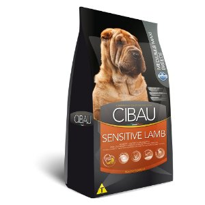CIBAU LAMB MEDIUM MAXI 12KG
