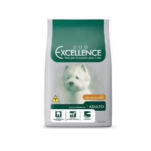 RAÇÃO DOG EXCELLENCE ADULTO RP FRANGO 10.1KG