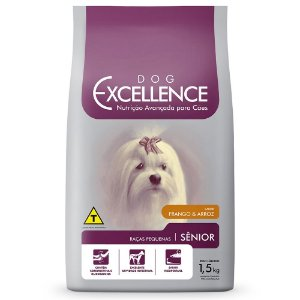 RAÇÃO DOG EXCELLENCE SENIOR 10,1 Kg