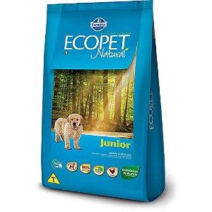 ECOPET NATURAL JR FRANGO SMALLBITES 1KG