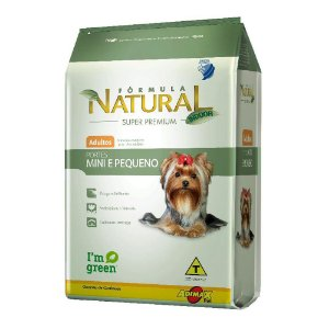 FORMULA NATURAL ADULTO PORT MINI/PEQ 2,5KG