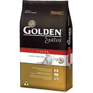 GOLDEN CARNE  GATO ADULTO 3KG