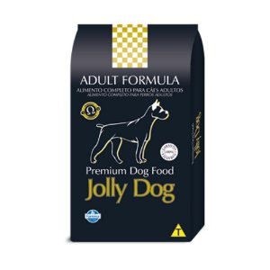 RAÇÃO JOLLY DOG ADULTO 25KG