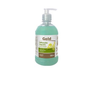 SABONETE GOLD  ERVA DOCE  500ML
