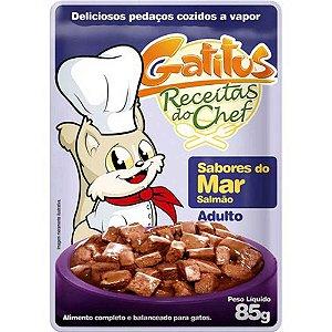 SACHE GATITUS SABORES DO MAR 85GR