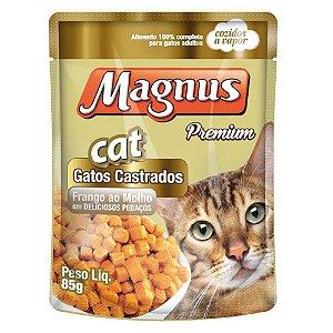 SACHE MAGNUS CAT FG CASTRADO
