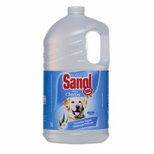 SANOL SH PELOS CLAROS 5LT