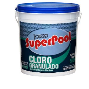 SUPO CLORO GRANULADO 10KG