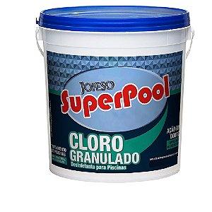 SUPO CLORO GRANULADO 2,5KG