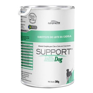 SUPPORT MILK DOG 300G