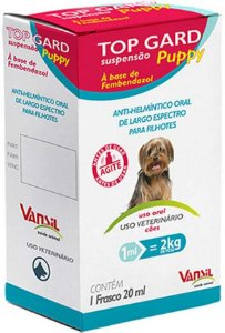 TOP GARD PUPPY 20ML
