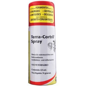 TERRA CORTRIL SPRAY