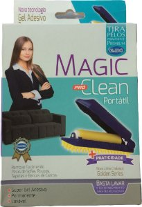 TIRA PELOS MAGIC CLEAN PORTATIL