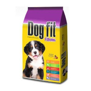 DOG FIT FILHOTES CARNES E CEREAIS 25 KG