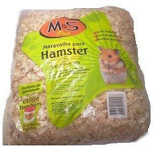 Maravalha para hamster solta 350 g