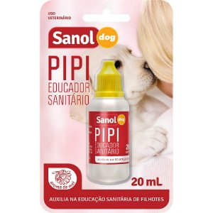 SANOL EDUCADOR SANITARIO PIPI DOG 20ML
