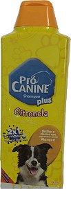 SHAMPOO PROCANINE CITRONELA - 700 ML