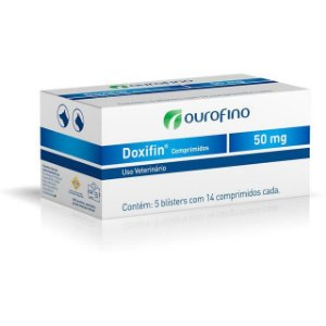 DOXIFIN TABS 50MG CARTELA