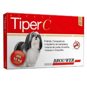 TIPER C POUR-ON 1 2 ML ATE 15KG