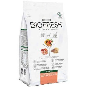 BIOFRESH ADULTO RACAS MINI/PQ 12KG