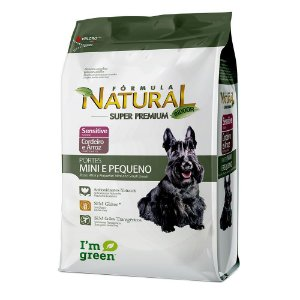 FORMULA NATURAL SENSITIVE PORTE MINI PEQUENO 7KG