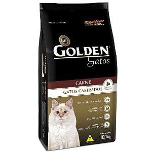 GOLDEN GATOS CASTRADO CARNE 3 KG