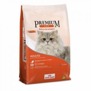 ROYAL CAT PREMIUM ADULTO  BELEZA 10,1KG