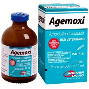 AGEMOXI INJETAVEL 100ML