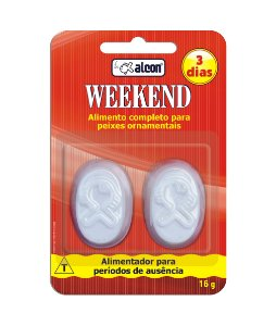 ALCON WEEKEND 16GR
