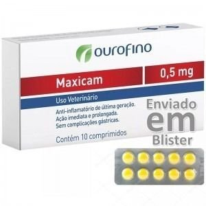 MAXICAM 0.5MG BLISTER (CARTELA)