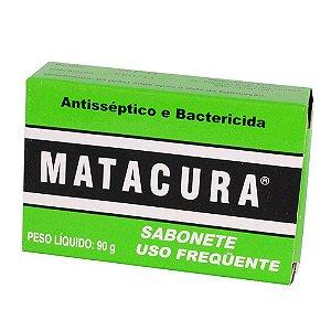 SABONETE ANTISSEPTICO MATACURA 90G
