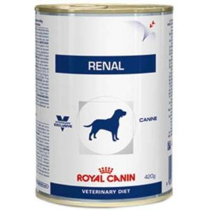 ROYAL RENAL CANINE WET 410GR