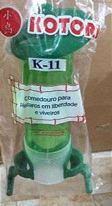 COMEDOURO PASSARO EM LIBERDADE KOTORY K-11