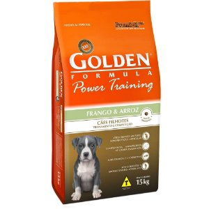 GOLDEN POWER TRAINING  FILHOTE 15 KG