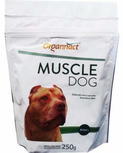 MUSCLE DOG SAHE 250 GRS