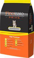 FINOTRATO PRIME GATOS FILHOTES 4 KG