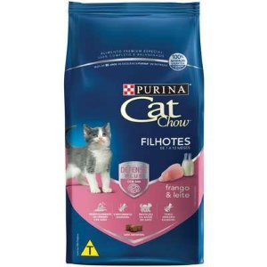 CAT CHOW FILHOTES 1kg