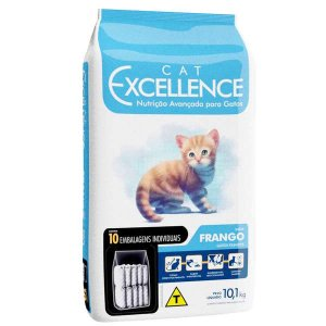 Cat Excellence Filhote 10,1 Kg