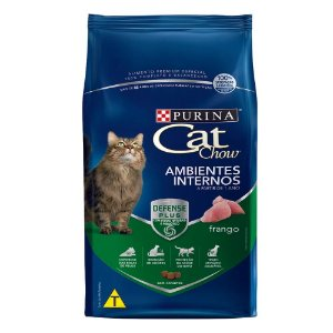 CAT CHOW Ambientes Internos 1kg