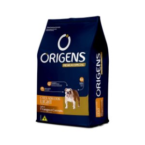 ORIGENS CAO LIGHT FRAN/CER 1KG