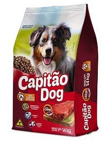 Capitão Dog Carne 14 Kg