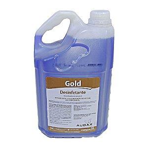DESINFETANTE GOLD FLORAL 5 LT