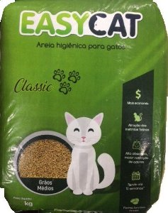 EASY CAT FLORAL 4KG