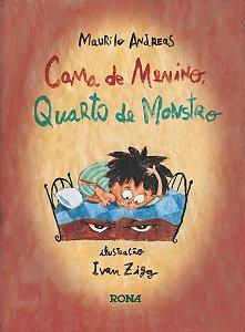 CAMA DE MENINO, QUARTO DE MONSTRO