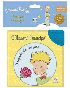 Livro de Pano com Mordedor - Pequeno Príncipe